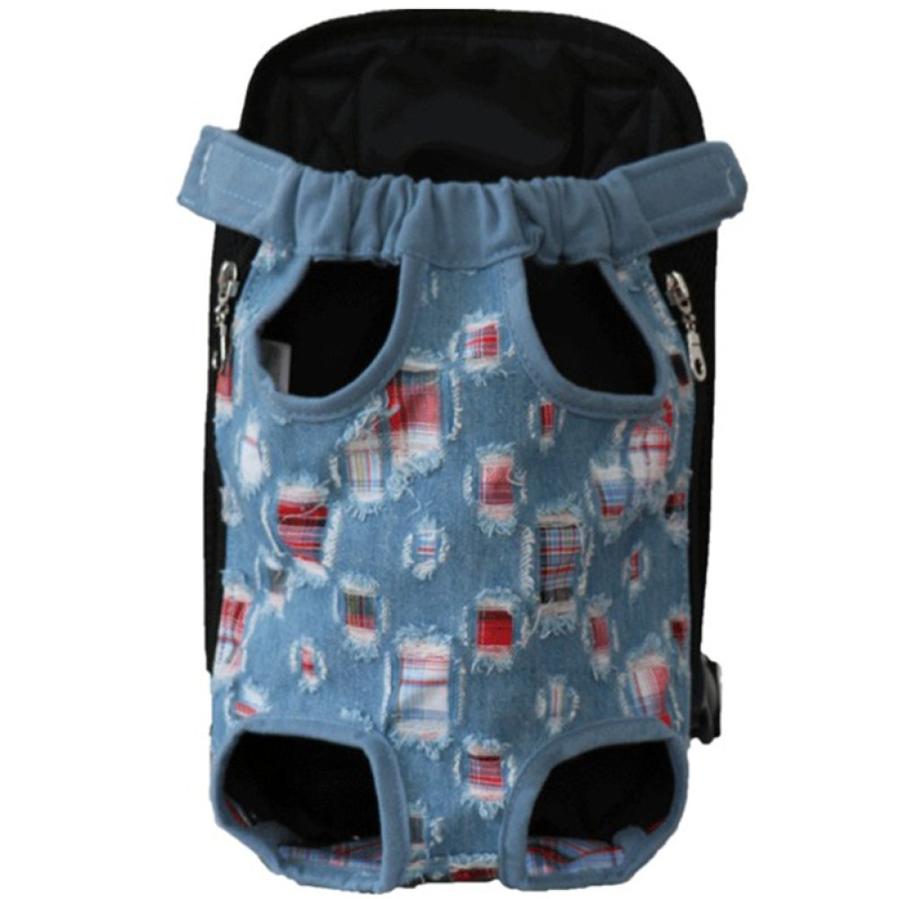 D XL D XL CAIJJ WLQ Dog Pack Teddy Dog Backpack Pet Out Pack Sling Bag Shoulder Bag Kitty Kit