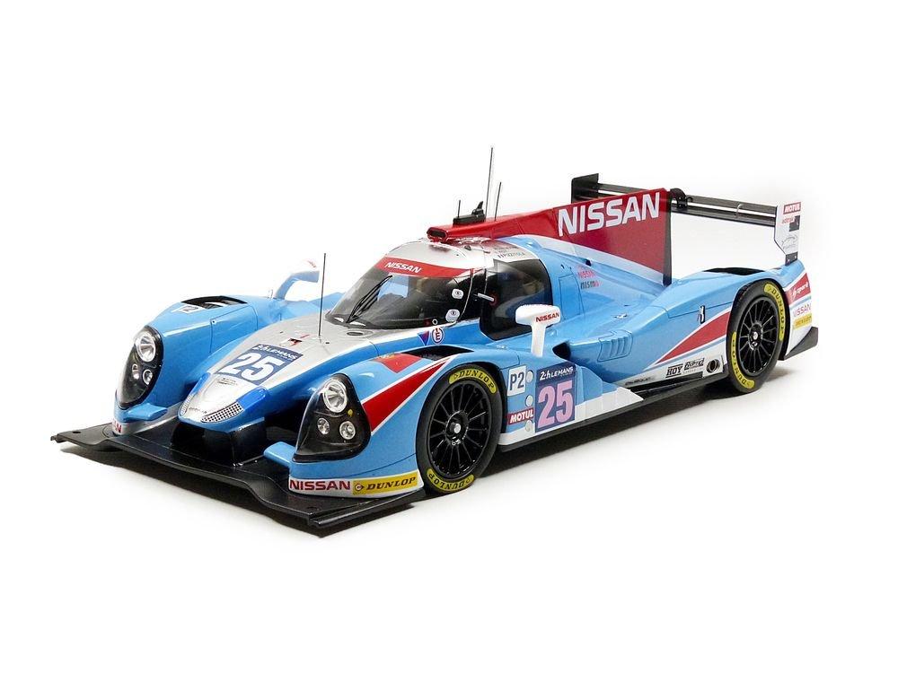 grandes precios de descuento Spark – 18s268 – Ligier JS P2 Nissan Nissan Nissan LMP2 – Le Mans 2016 – Escala 1 18 – Azul Rojo blancoo  barato y de alta calidad