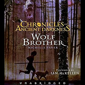 Wolf Brother Audiobook