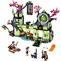 Lego 695-Piece Elves Breakout from the Goblin King's Fortress 41188 Building Kit