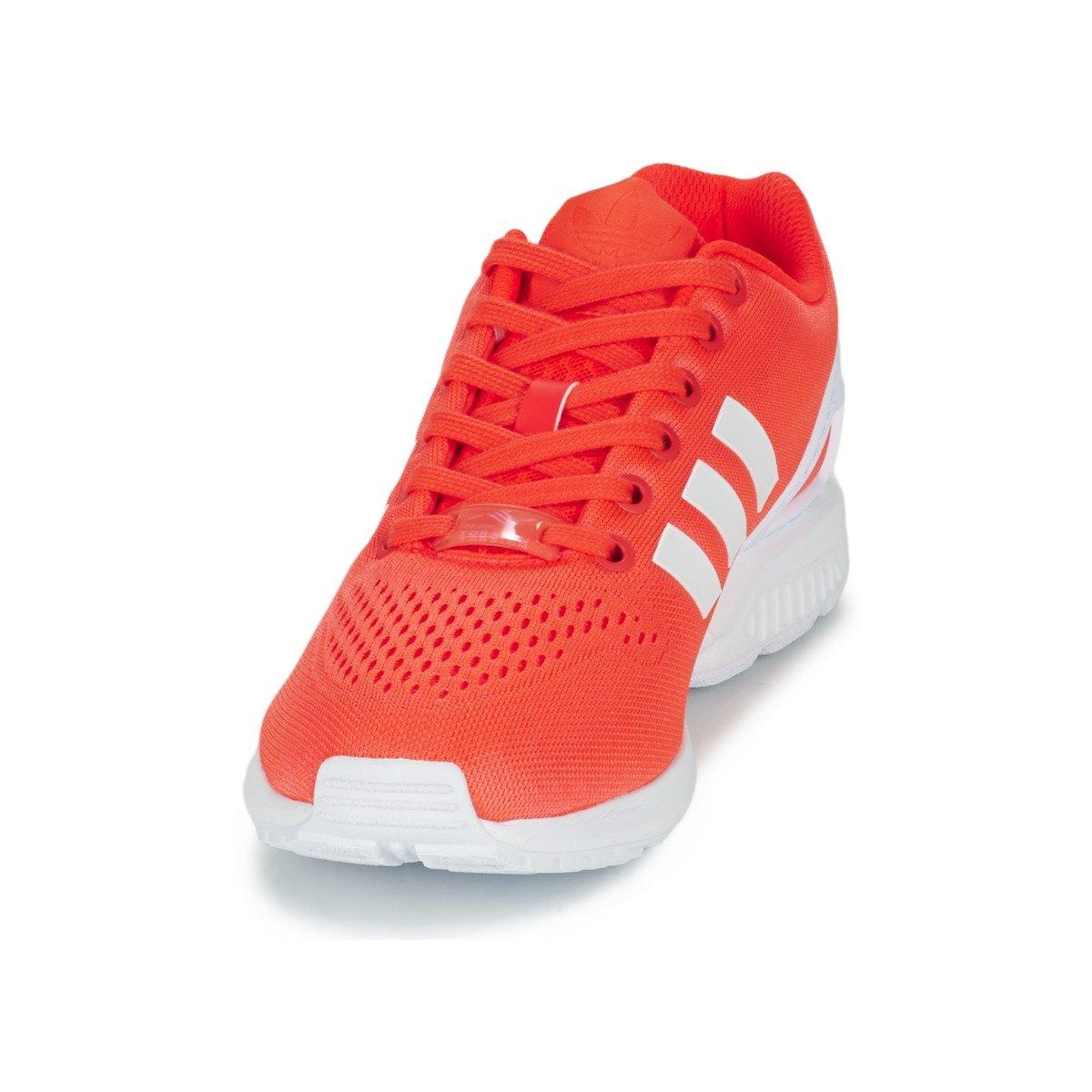 Schuhe Zx Flux Flux Flux Em Orange Weiß W 6cbbe0
