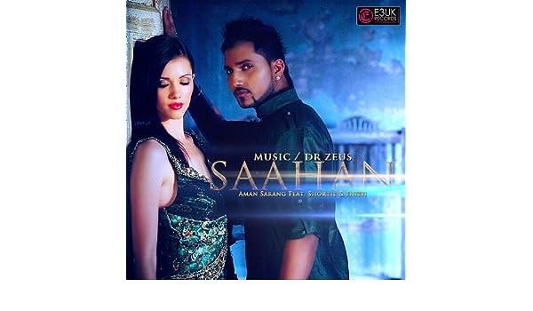sahan song by aman sarang mp3