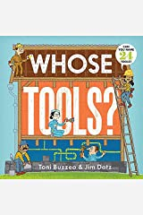 Whose Tools? Board book