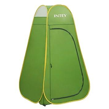 INTEY Tente Instantanée Multifonctionnelle Cabine de Toilette ...