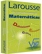 Diccionario esencial matemáticas