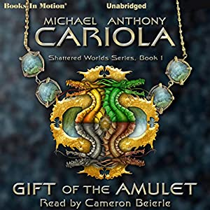 Gift of the Amulet Audiobook