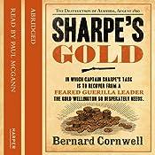 Sharpe's Gold: Sharpe, Book 9 | Bernard Cornwell