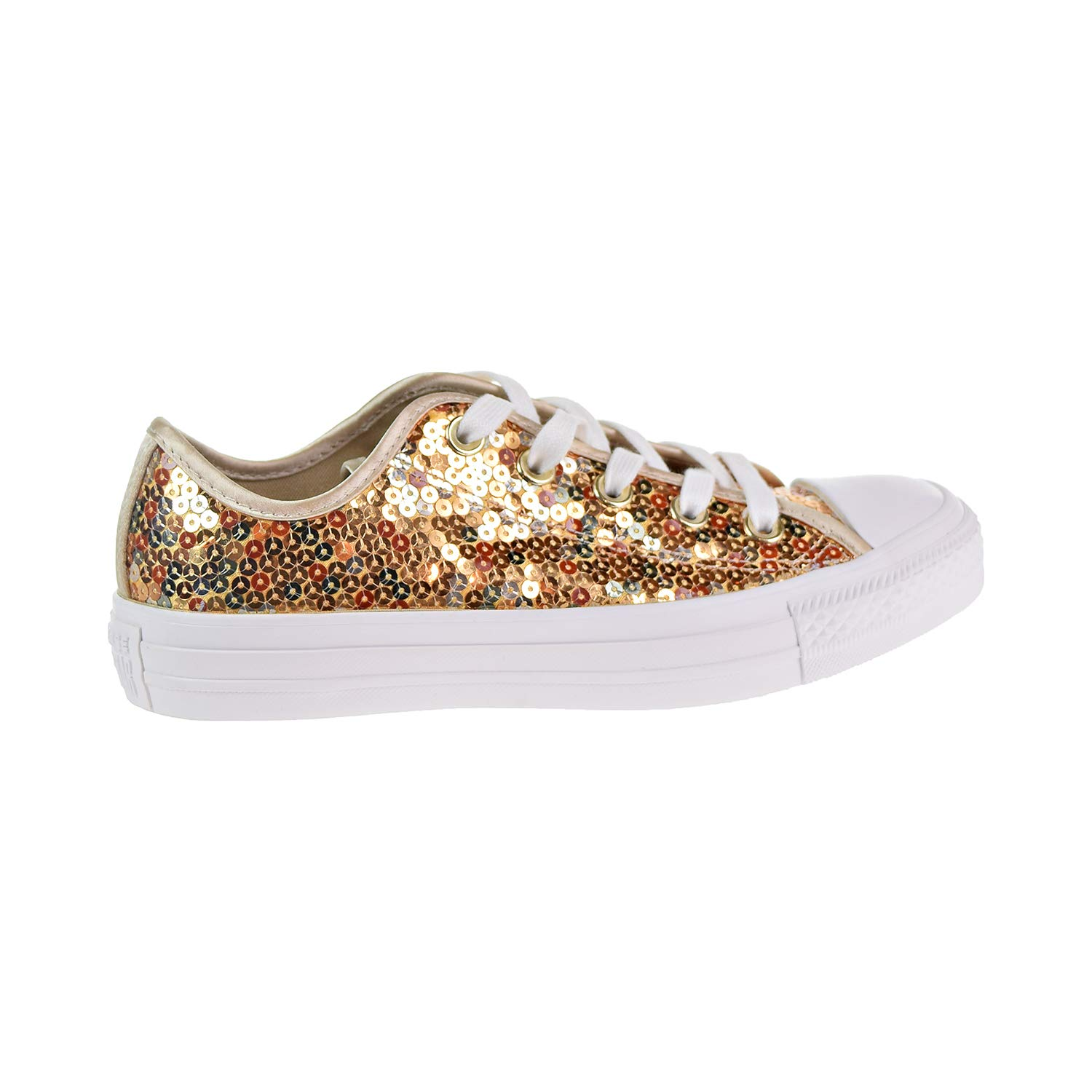 Converse Chucks CT AS OX 562446C Mehrfarbig Gold Light Gold Weiß
