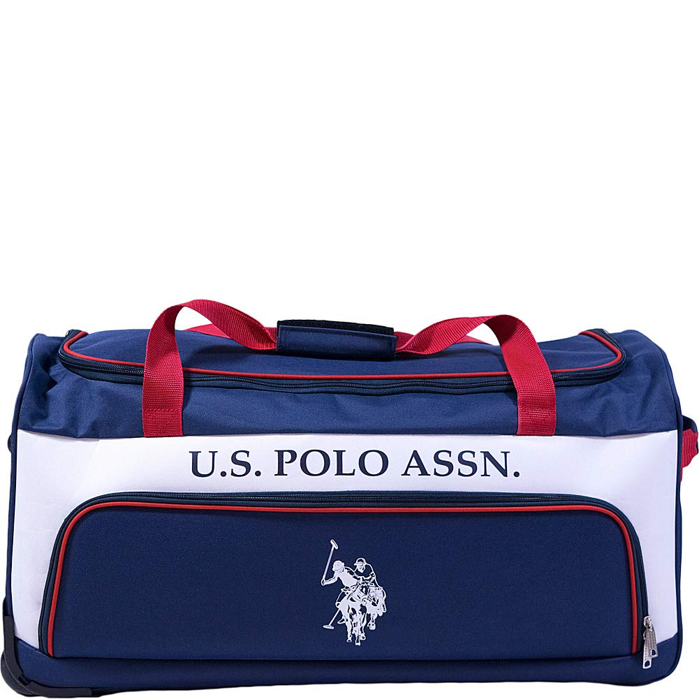 cec03c0effe7 U polo assn in rolling duffel bag black one size travel duffels jpg  1001x1001 Polo assn