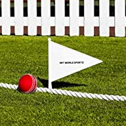Cricket Boundary Marker Flags - 10 Pack