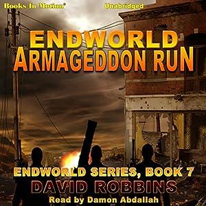 Armageddon Run Audiobook