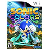 Sonic Colors - Nintendo Wii by Sega