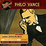 Philo Vance, Volume 5 |  Frederick W. Ziv Company