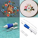 Barlingrock Magic Embroidery Pen with 4