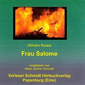 Frau Salome Hörbuch