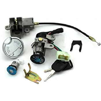 Amazon.com: Ignition Switch y for 50cc-150cc Scooter.: Automotive on boss 50 wiring diagram, buddy scooter wiring diagram, buddy 125 wiring diagram, buddy 50 engine diagram,