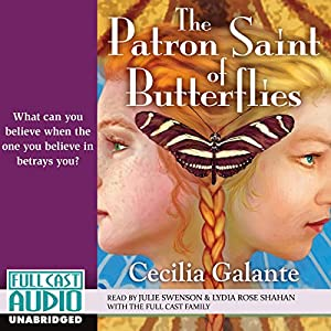 The Patron Saint of Butterflies Audiobook