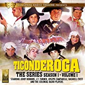 Ticonderoga the Series: Season 1, Vol. 1 | Jerry Robbins