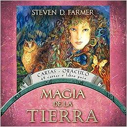 Magia De La Tierra: 48 cartas oráculo y libro guía