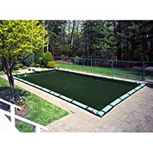 25 Ft. x 45 Ft. Supreme Plus Rectangle In-Ground Swimming Pool Winter Cover (15 Year Limited Warranty)