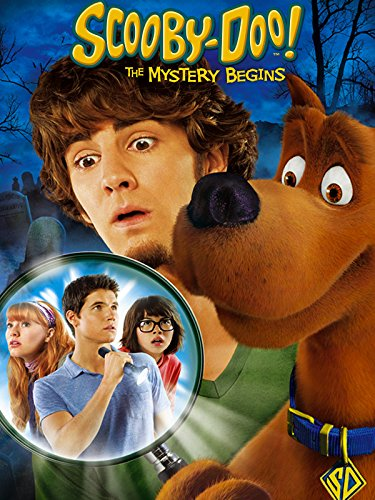 Scooby doo the mystery begins nick palatas - Personnages de scooby doo ...