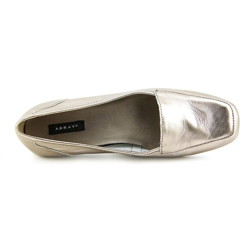ARRAY Freedom Women's Slip On B00LD8Q96M 9.5 B(M) US|Pewter