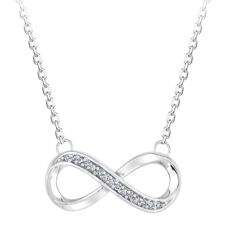 Infinity Symbol Necklaces Amazon