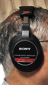電子ピアノのモニターに購入した、スピーカーから流れる音とまったく同じ。
