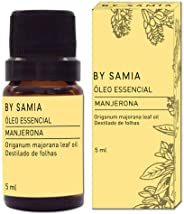 Óleo Essencial de Manjerona 5 ml, By Samia, Multicor