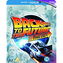 Back to the Future Trilogy (30th Anniversary Edition) - 4-Disc Box Set