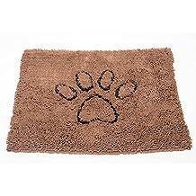 Dog Gone Smart Dirty Dog Doormat, Large, Brown