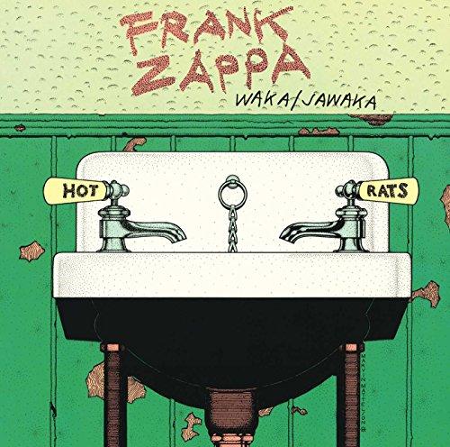 CD : Frank Zappa - Waka/ Jawaka