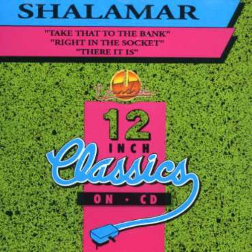 CD : Shalamar - Take That to the Ban/ Right in the Socket (Canada - Import)