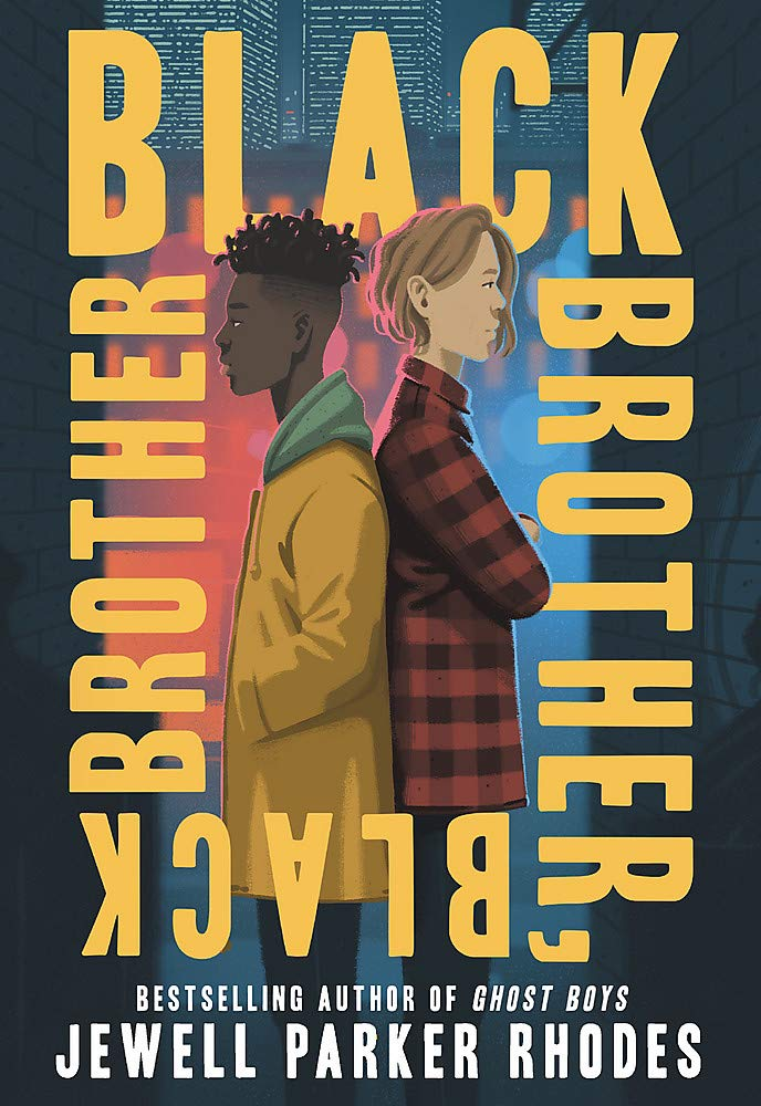 Black Brother, Black Brother: Rhodes, Jewell Parker: 9780316493802 ...