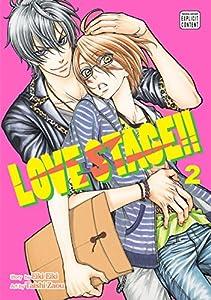 Love Stage! 1-7 Comic Complete set Taishi Zaou Japanese Yaoi Manga Book