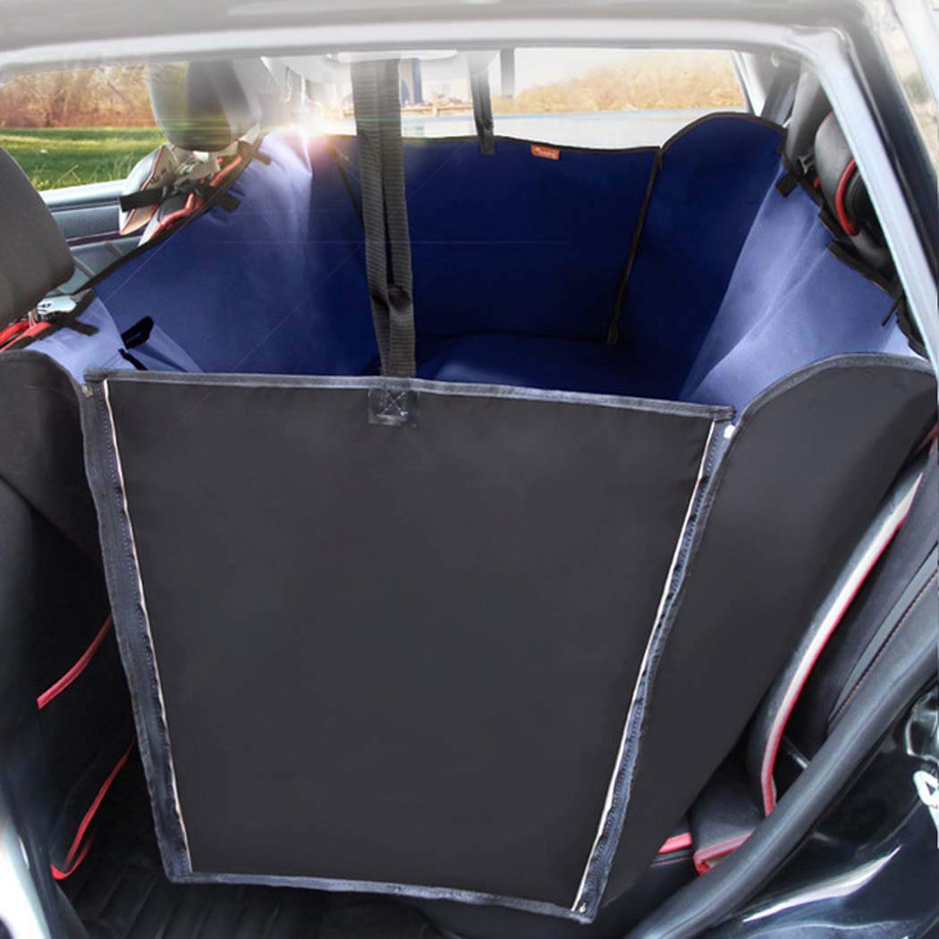 Brown MediumPet car seat, NonSlipWaterproof car Covers seat, Waterproof NonSlipdog car seat Covers Hammock, Bucket seat pet car seat Covers Back seat,Black,L