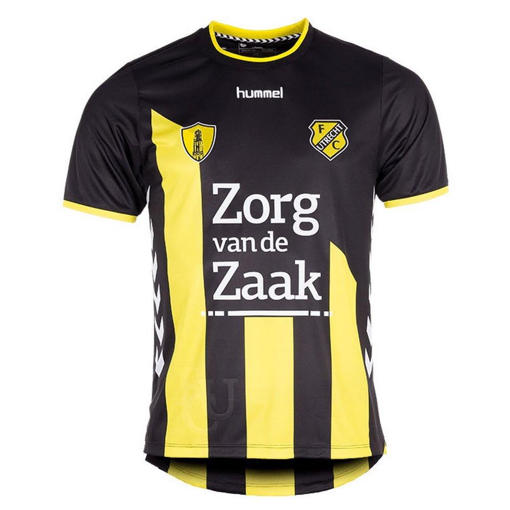 Hummel FC Utrecht 3. Trikot 2017 2018