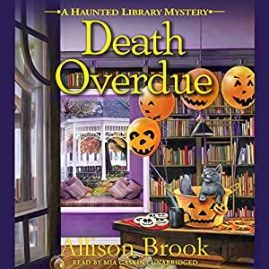 Death Overdue Audiobook