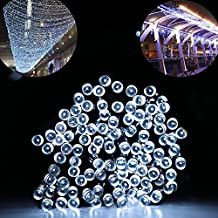 CroLED Solar Power 100 LED String Fairy Lights Outdoor Party deal For Gardens, Homes, Kitchen, Under Cabinet,Cars,Bar,DIY Party Decoration Lighting,SPECIAL OFFER