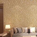 Uben-TS633207 Wallpaper Non-Woven Imitation Diatom Mud Wallpaper TV Background Wall Paper Living Room Bedroom