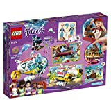LEGO Friends Dolphins Rescue Mission 41378 Building Kit with Toy Submarine and Sea Creatures, Fun Sea Life Playset with Kacey and Stephanie Minifigures for Group Play