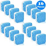 16 Pieces Solid Washing Machine Cleaner