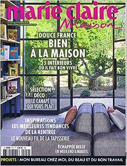 Amazon Marie Claire Maison Fr No 519 2020 ō˜å· Interior