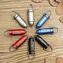Astrolux TB-01 Bullet Aluminium Alloy 45LM Mini LED Keychain Flashlight (Color Black)