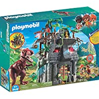 PLAYMOBIL Hidden Temple with T-Rex Building Set