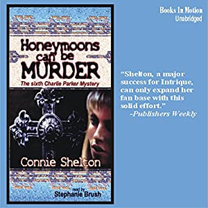 Honeymoons Can Be Murder Audiobook