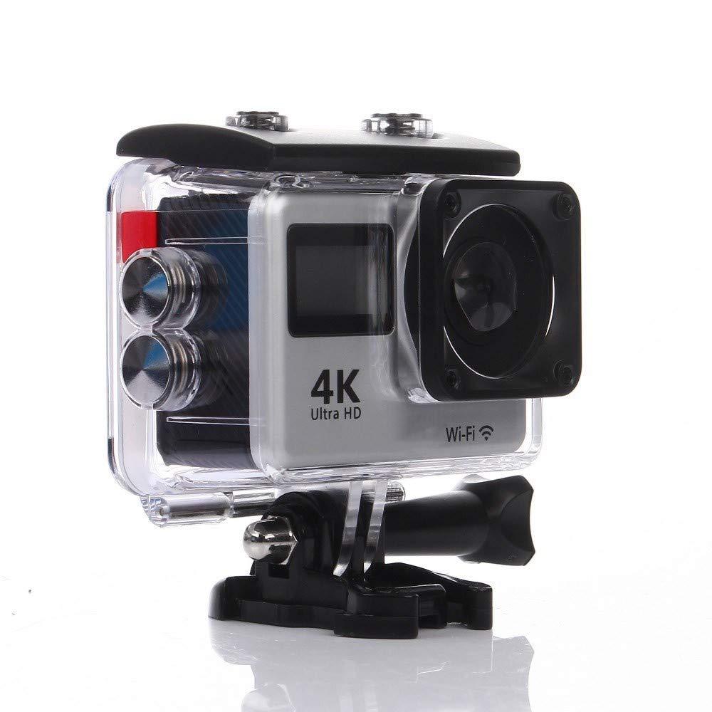 Egou Action Camera4K Touch Dual Screen Sport DV Wifi Fernbedienung Im Freien Wasserdichte HD Kamera Mini Reise Reiten Sport Kamera