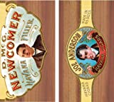 HomArt Cigar Large Decorative Wood Matches Set Of 2 matchboxes