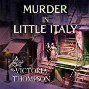 Murder in Little Italy: Gaslight Mystery Series # 8 | Victoria Thompson