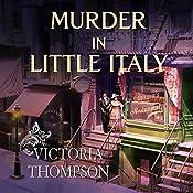 Murder in Little Italy: Gaslight Mystery Series # 8 | Victoria Thompson